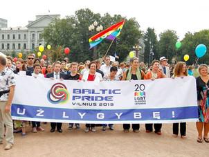 Baltic Pride 2013 – meenutused Aet Kuusiku sulest