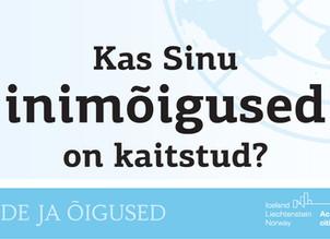 Sinu tõde, sinu õigused: ÜRO ülevaatus ja inimõiguste olukord Eestis