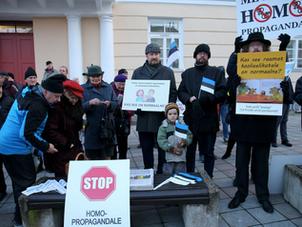 Civic Space Under Attack In Estonia