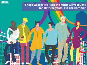 Mida ütleb suurim LGBTI uuring Eesti kohta