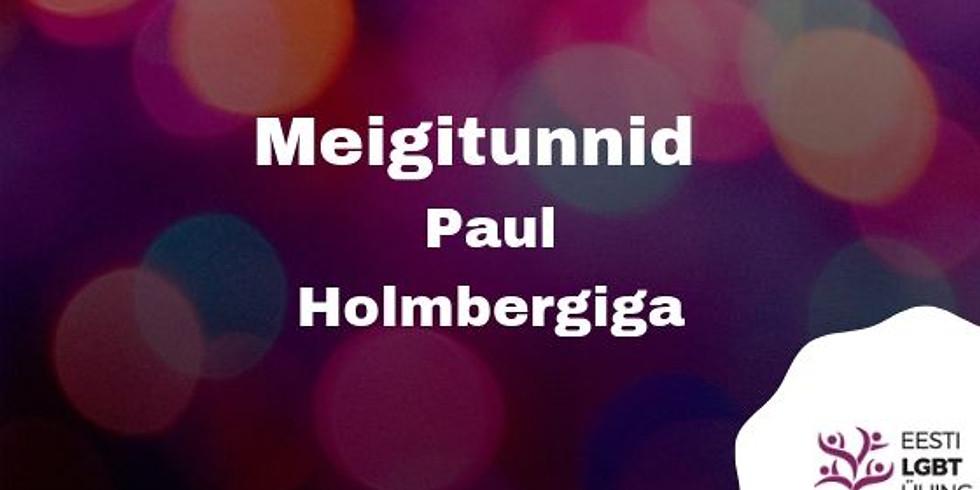Meigitunnid Paul Holmbergiga