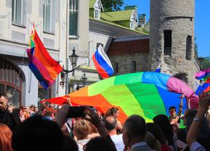 Üheksas Baltic Pride tõi neli tuhat külalist