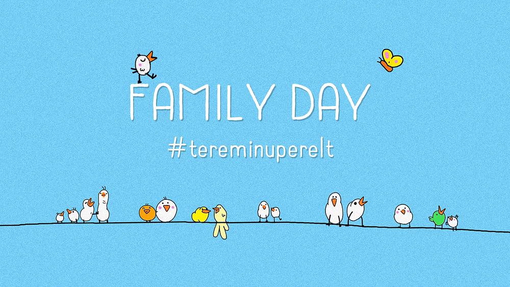 Family Day, perepäev, #tereminuperelt
