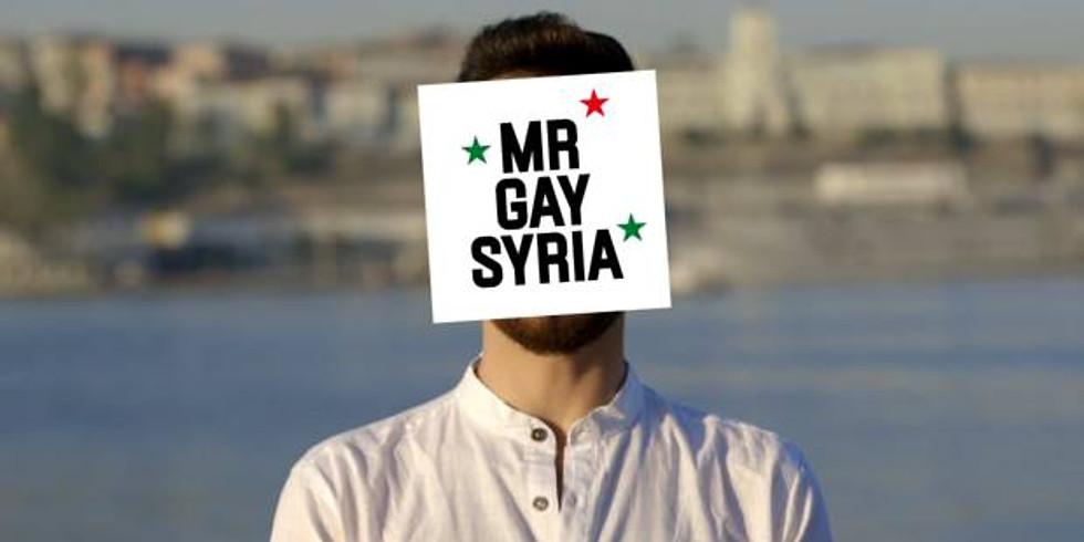 Filmiõhtu: Mr Gay Syria