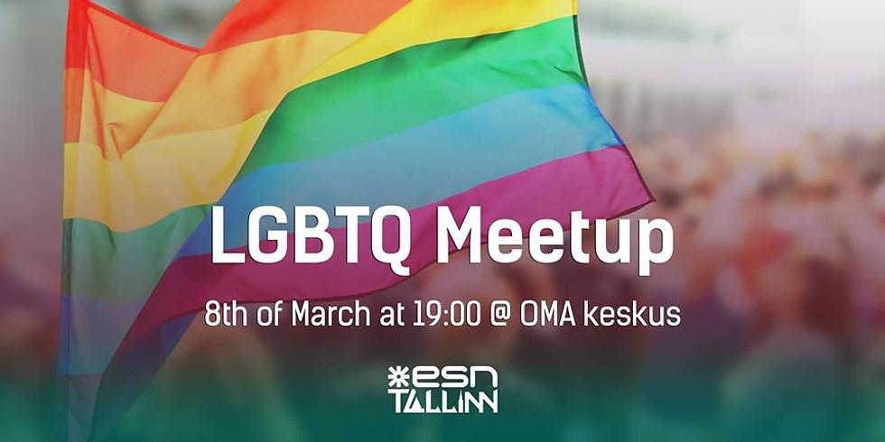 ESN Tallinn LGBTQ Chill Evening Vol 1