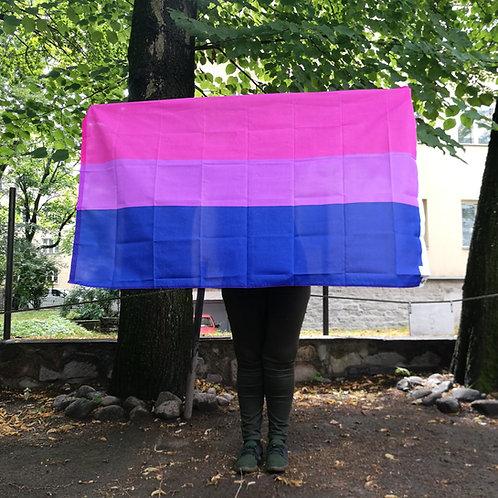 Suur biseksuaalsuse lipp