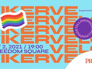 Pride-rattatuur Vikervelol sõidetakse võrdsete õiguste kaitseks