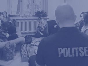 Mida rääkis noortele politsei?