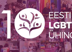 Eesti LGBT Ühing pöörab juubeli puhul pilgu ajalukku