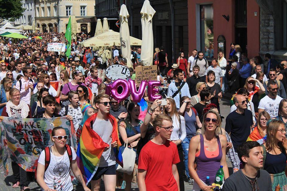 Baltic Pride Tallinn 2017