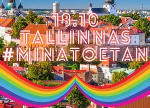 Heameeleavaldus Kõigi Õigus Abielule 18. oktoobril Vabaduse väljakul