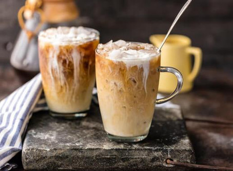 Our favourite at home cool coffee treats