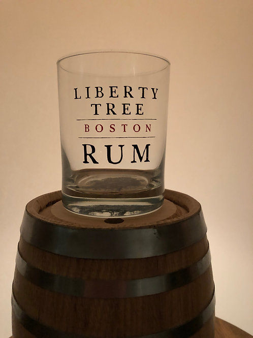 Liberty Tree Rum Highball Glass