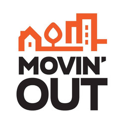 Movin Out Logo
