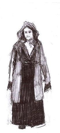 Hélène Bessero costumes scénographie