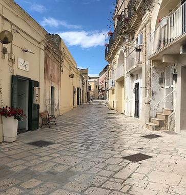 via di Santa Cesara