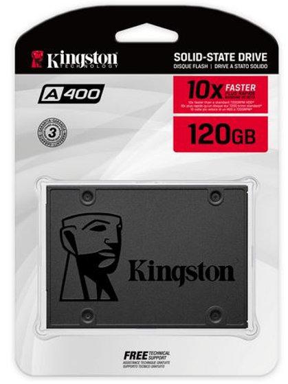 SSD Kingston 120Go