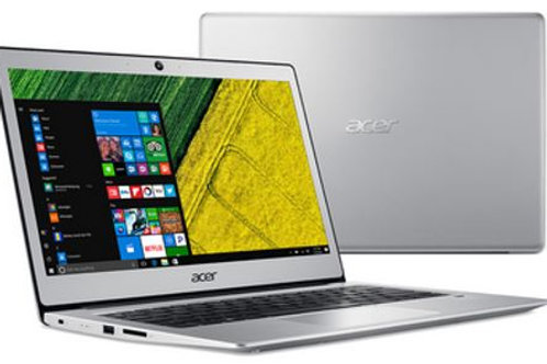 Ultra Portable Acer Swift 1 Silver