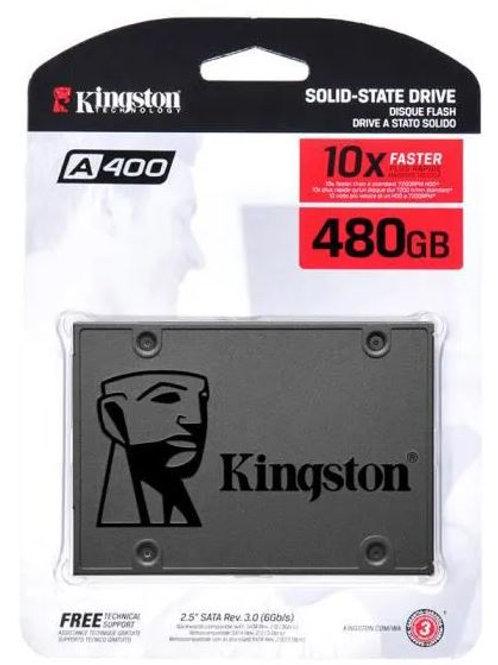 SSD Kingston 480Go