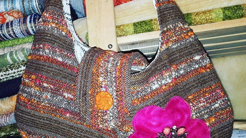 Bright and Cheery Hobo Bag