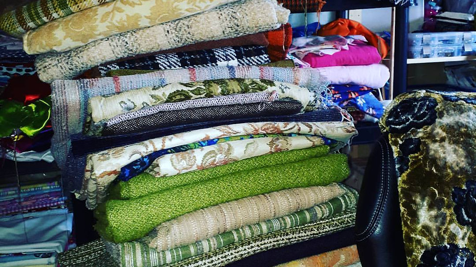 Fabric for Custom Orders