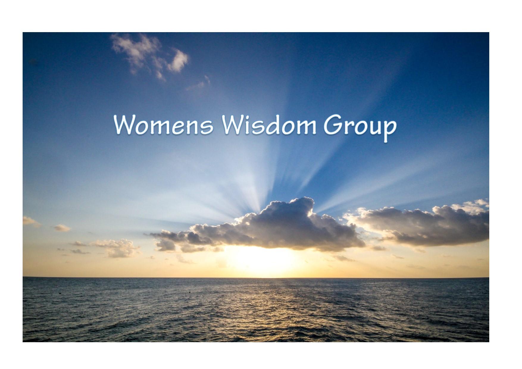 womens wisdom group