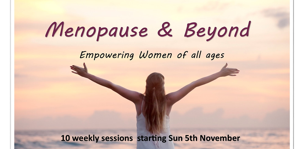 Menopause and beyond - empowering women over 45