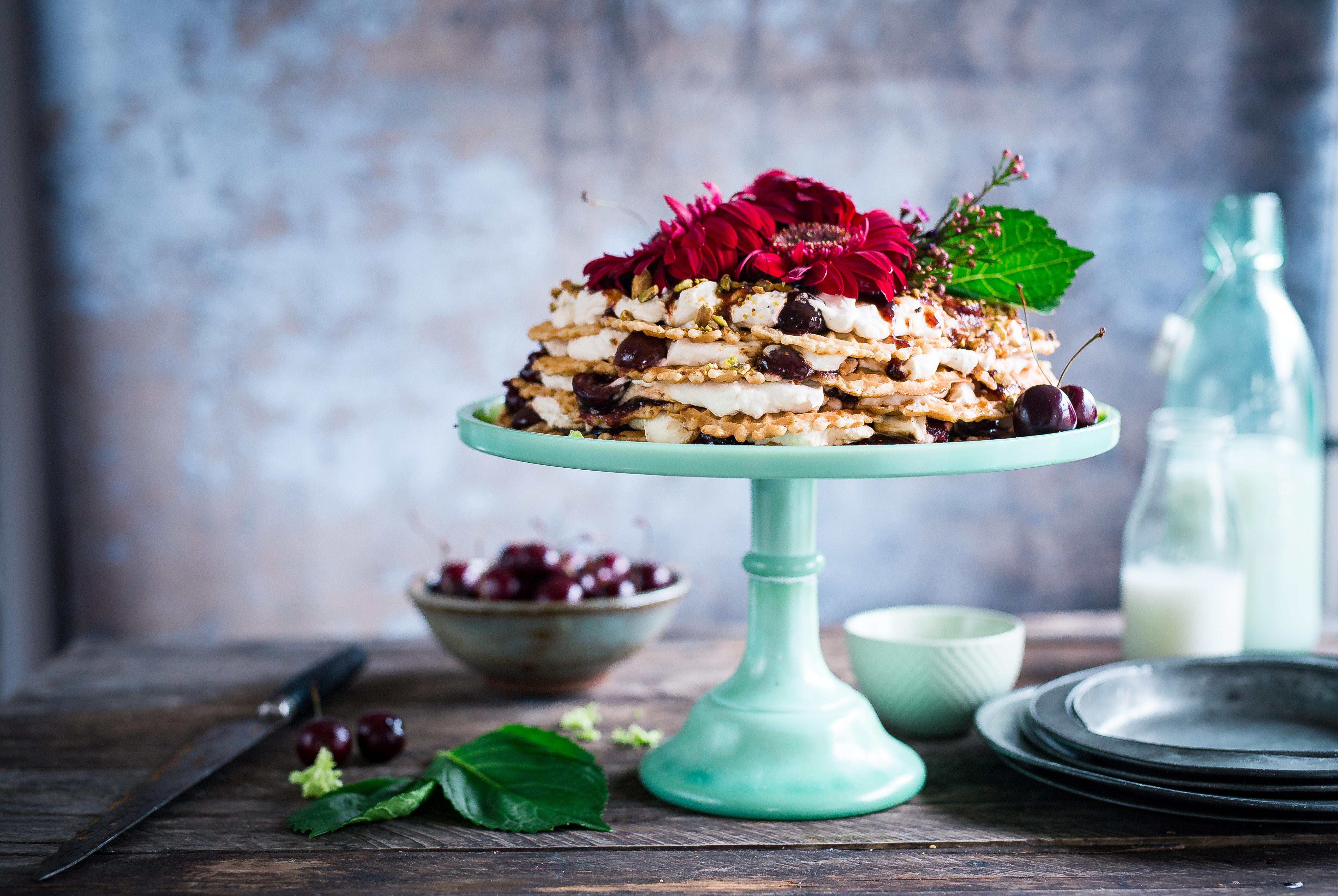 food cake standbybrooke-lark