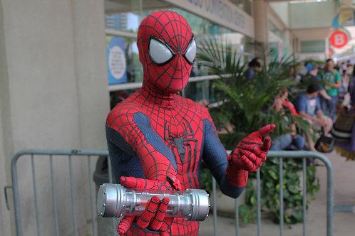 The Amazing Spiderman 2 Suit
