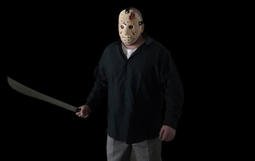 Friday the 13th Part 4 Costume