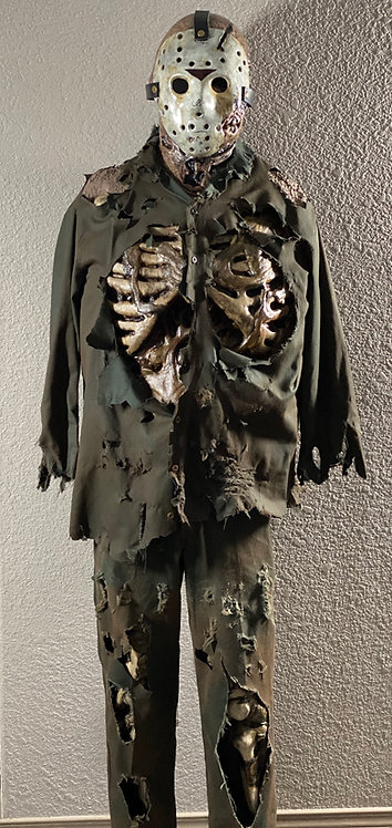 Friday the 13th Part 7 Suit