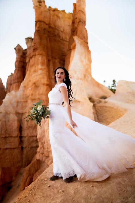 Bryce Canyon Wedding Photographer
