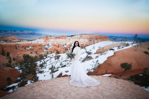 Bryce Canyon Elopement
