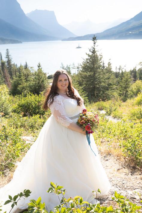 Glacier National Park Wedding Photographer