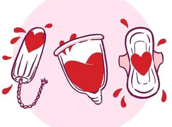 Menstruação muito além dos absorventes descartáveis