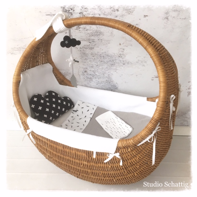 celinewieg zwart wit