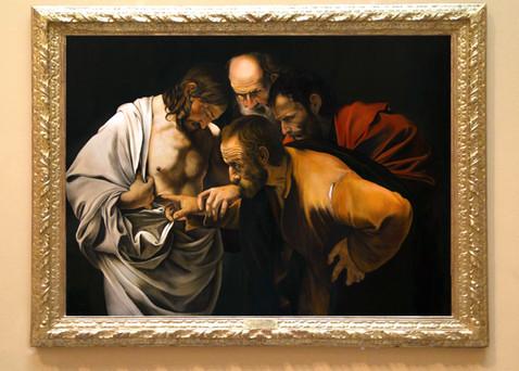 """""""Unbelief of St. Thomas"""""""
