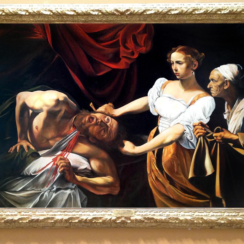 """Judith beheading Holofernes"""