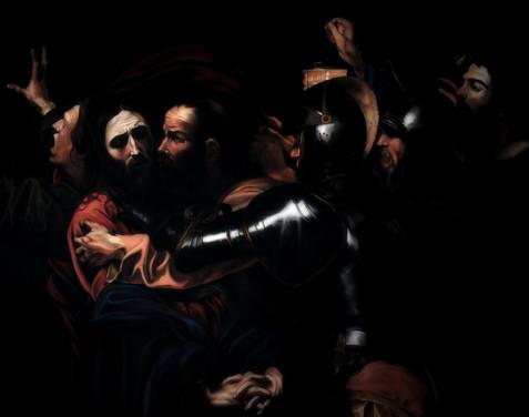 """Taking of Christ"""