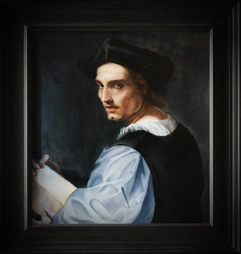 """""""Ritratto di Paolo da Terrarossa"""""""