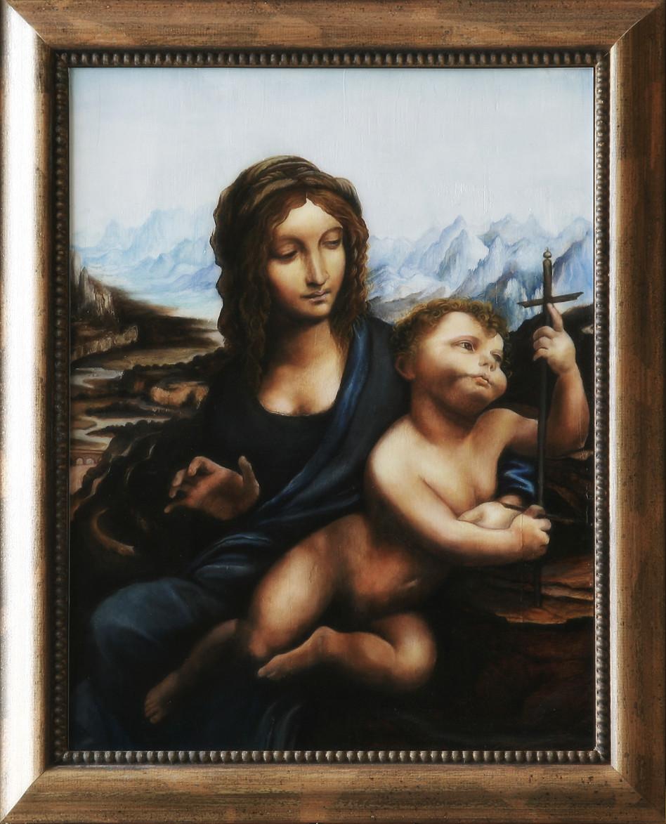 """Madonna dei fusi"""