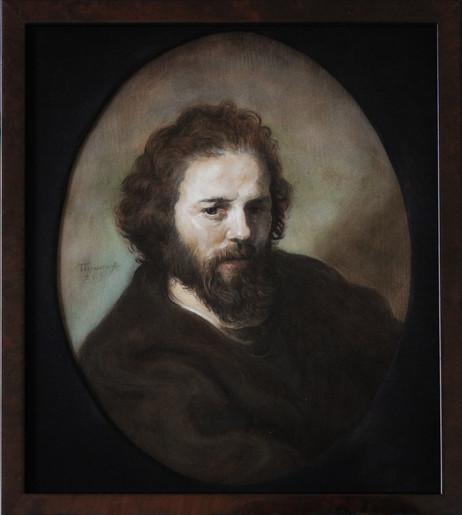"""""""Portrait of a bearded man"""""""