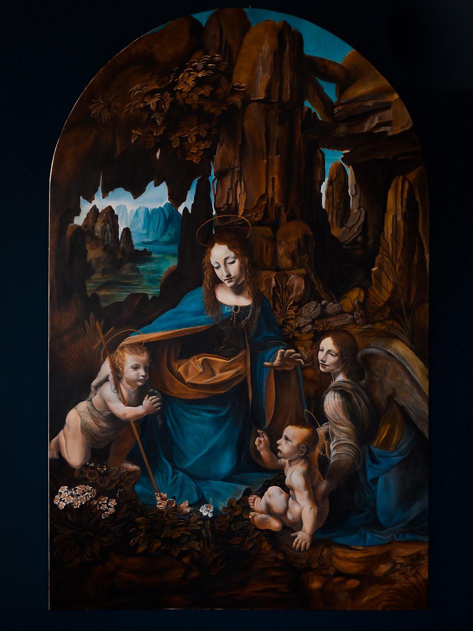 """""""Vergine delle rocce"""""""