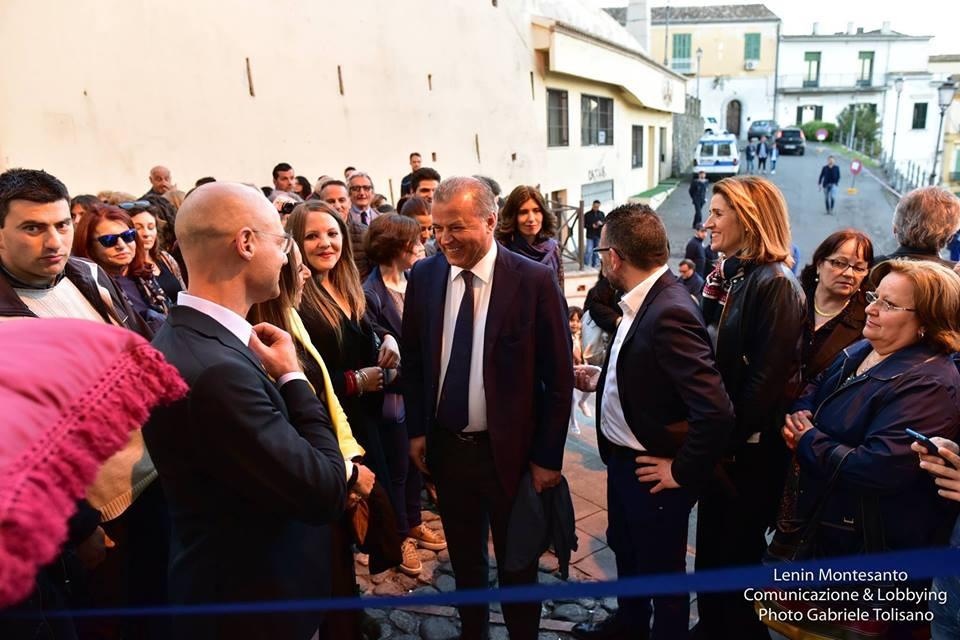 """Immagini dall'inaugurazione de """"Le radici europee della Pittura moderna"""""""