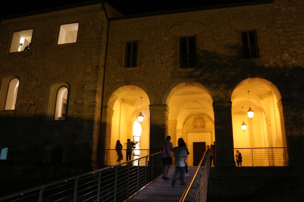 Images from the Artes Maximae Friedrich II Hohenstaufen Prize - Castello Svevo - Cosenza - Italy