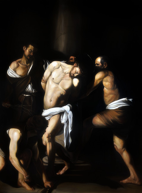 """""""Flagellazione di Cristo"""""""