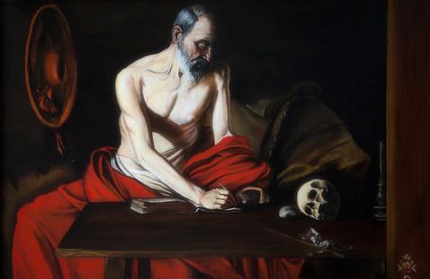 """""""San Girolamo scrivente"""""""