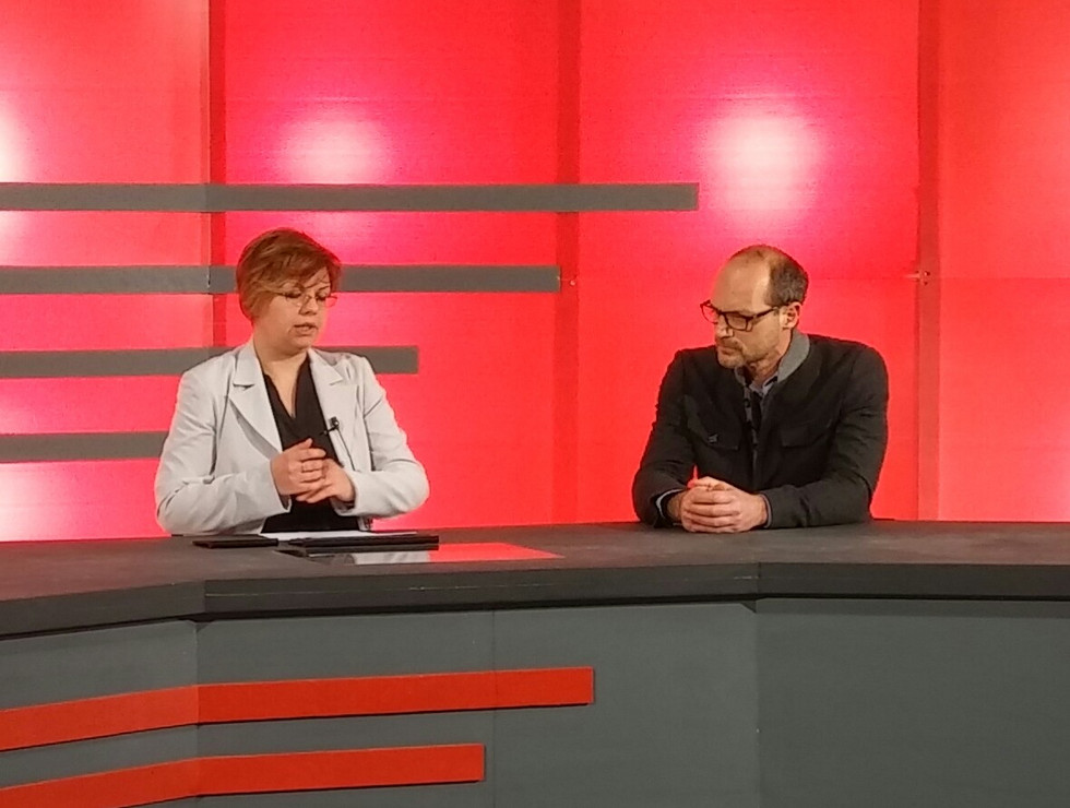 Intervista a Massimo Tizzano per NTI