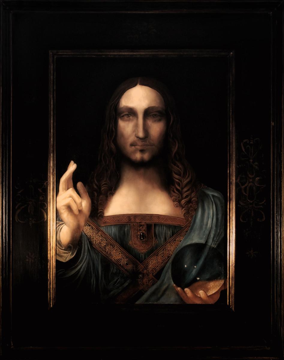 """Salvator Mundi"""