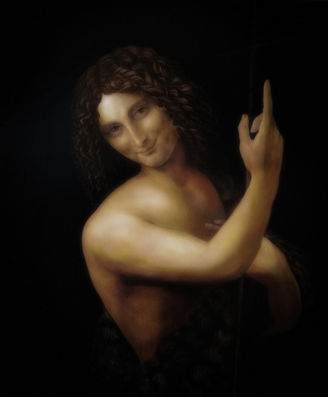 Il potere e la grazia: lo studio del San Giovanni Battista di Leonardo di Massimo Tizzano.